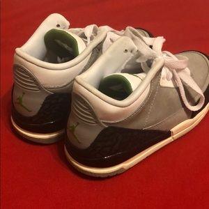 official photos 78524 d9a75 Nike Jordan Size 13c Boys Sneakers Retro 3